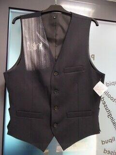Trükiga ülikonna vest - CafeAmigo