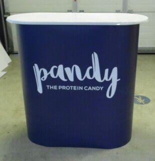 Logoga messilaud - pandy