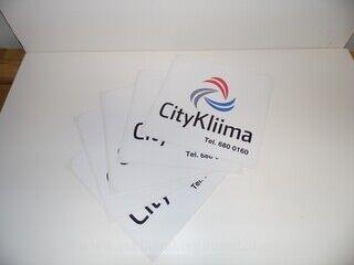 Logokleebised - CityKliima