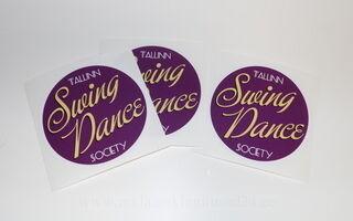 Reklaamkleebised - Swing Dance
