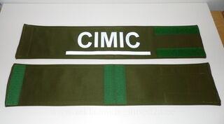 Tükk tekstiilile - CIMIC