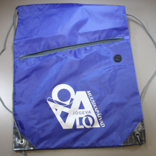 Jõgeva muusikapäevad kott