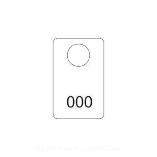 Garderoobinumber 000