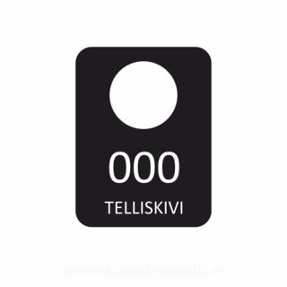 Graderoobinumber - Telliskivi