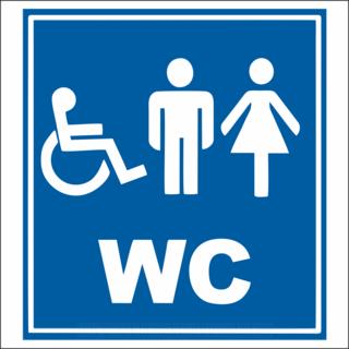 WC tähistussilt