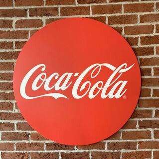 Coca-Cola seinalogo