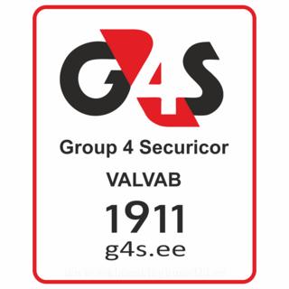 Infosilt - G4S valvab