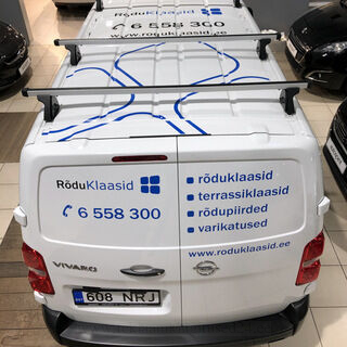 Autokleebised - Rõduklaasid