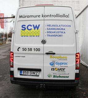 Kaubikukleebised - SCW