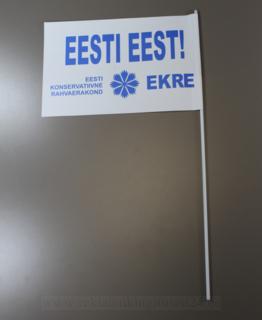 Käsilipp - EKRE