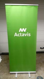 Actavis rollup