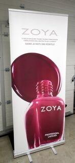 Zoya rollup