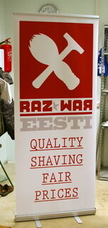 RazWar Roll-UP