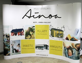 Pop-UP seinä ainoakoti