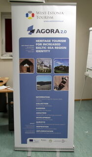 West-Estonia Tourism Roll-UP