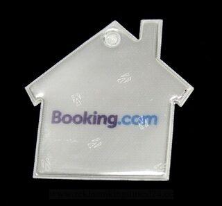 Pehmoheijastin Booking.com