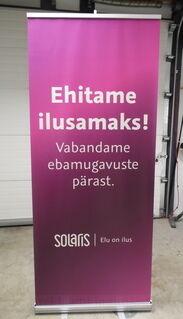 Rollup Solaris