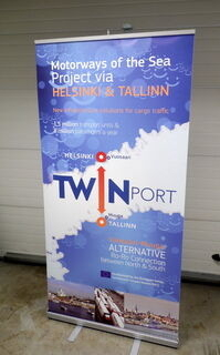 Rollup TwinPort