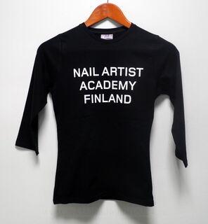 Painettu paita NAIL ARTIST