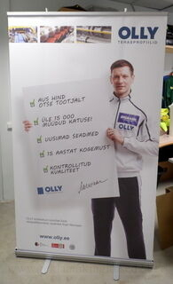 Roll-Up Olly