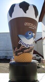 Tuotekopio Pingviini jäätelö