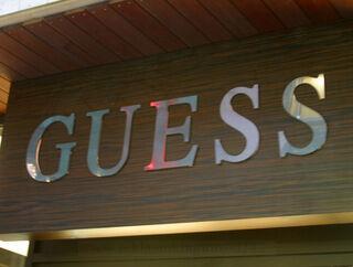 Guess freesitud logo