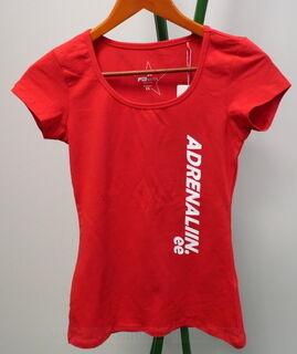 T-särk logoga Adrenaliin