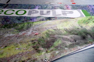 PVC banderolli Ecopulp
