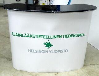 Messutiski 2x2 Helsingin Yliopisto
