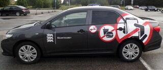 Autonteippaus Maanteeamet