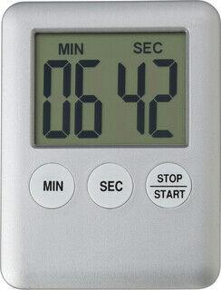 Plastic digital kitchen timer.