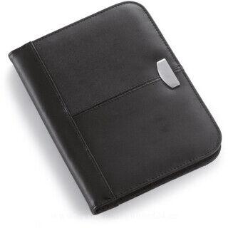 A5 Bonded leather folder