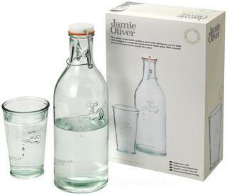 Veekarahvin, klaasiga