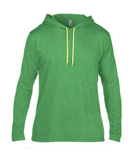 Adult Fashion Basic LS Hooded Tee 21. pilt