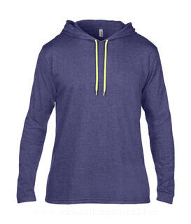 Adult Fashion Basic LS Hooded Tee 20. pilt