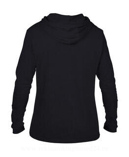 Adult Fashion Basic LS Hooded Tee 10. pilt
