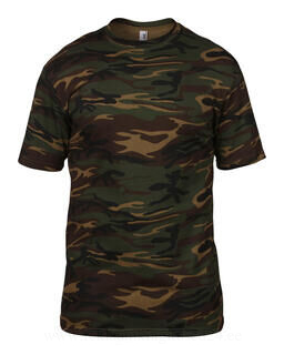Adult Heavyweight Camouflage Tee 2. pilt