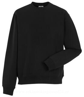 43b5b03557c Authentic Set-In Sweatshirt - Pusad & fliisid