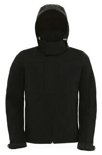 Hooded Softshell Men 7. pilt