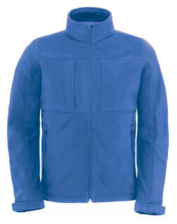 Hooded Softshell Men 3. pilt