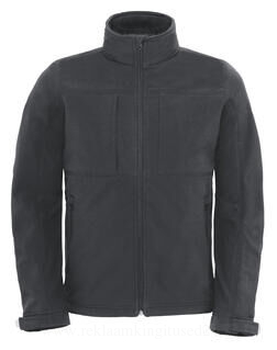Hooded Softshell Men 2. pilt