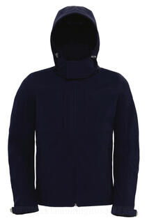 Hooded Softshell Men 6. pilt