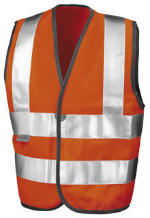 Junior Hi-Vis Vest 2. pilt
