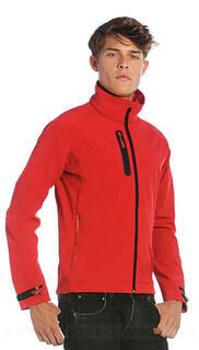 Men Technical Softshell Jacket