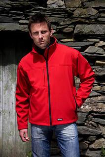 Classic Soft Shell Jacket 6. pilt