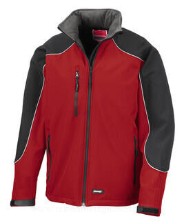 Ice Fell Hooded Softshell Jacket 4. pilt