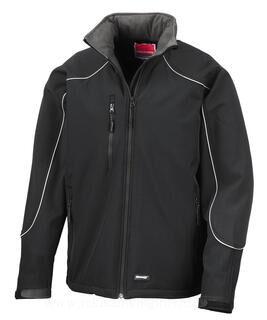 Ice Fell Hooded Softshell Jacket