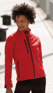 Ladies` Soft Shell Jacket