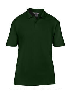 Adult Double Piqué Polo 37. pilt