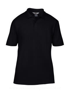 Adult Double Piqué Polo 25. pilt
